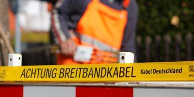100 Mbit/s schneller Internet Zugang in Leipzig mit Kabel Deutschland