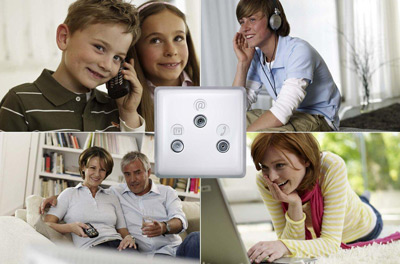 Kabel Deutschland 3Play Angebote - Telefon, Internet und Fernsehen aus einer Hand