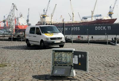 Kabel Deutschland bietet in Hamburg Internet Flatrate mit 100000 kBit/s bzw. 100 Mbit/s an