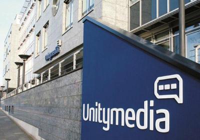 Kabelanbieter Unitymedia - Zentrale