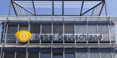 Kabel Deutschland trotz Umsatzanstieg noch mit Verlusten