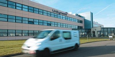 Unitymedia Breitbandausbau Hofgeismar, Grebenstein + Immenhausen