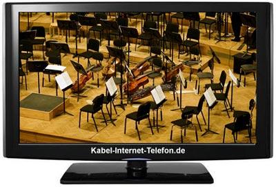 Klassische Musik im Fernsehen / Klassik Orchester im TV