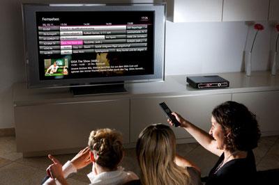 Telekom Entertain: IPTV / Fernsehen per Internet mittels DSL oder VDSL