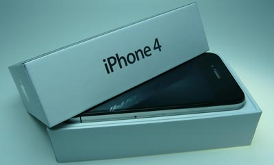 Apple iPhone 4 günstig mit Handyvertrag / Mobilfunk Vertrag