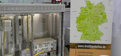 Kabelnetz in Demmin wird von primacom rückkanalfähig ausgebaut