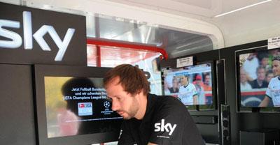 Sky auf dem Weg der Besserung - wachsende Pay TV Kundenzahlen