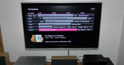 Telekom Entertain - Fernsehen der neuen Generation