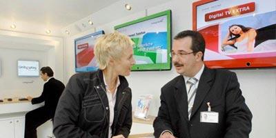 Innenstadt von Herten erhält eigenen Unitymedia Shop mit Beratung
