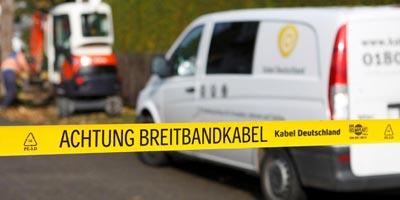 Niedersachsen: Hildesheim + Oldenburg 100 Mbit mit KabelDeutschland