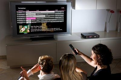 Ideal für Senioren: Telekom Entertain Pur (Telefonanschluss + TV)