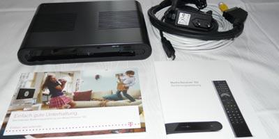Telekom Zweitbox MR102 (Media Receiver 102) wieder lieferbar