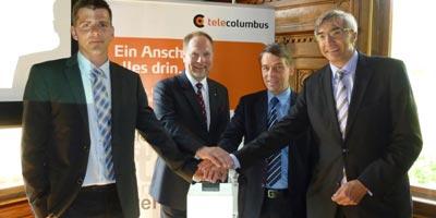 "Fernsehsender ""JenaTV"" nun digital im TeleColumbus Kabelnetz"