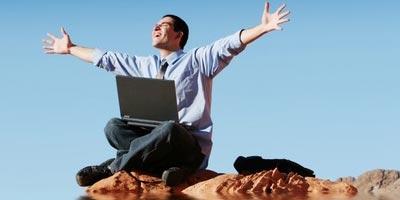 Jeder Dritte schaut Fernsehen auf dem PC / Laptop statt Fernseher