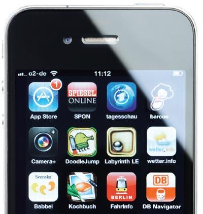 Stiftung Wartentest: App Stores für Smartphones nur befriedigend