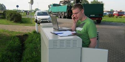 EWE nimmt 1800 neue VDSL Schaltkästen bis Ende 2011 in Betrieb