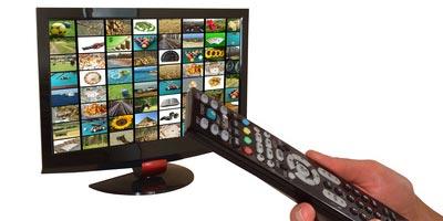 Internet auf Fernseher wird Standard (Hybrid / Connected / Smart TV)