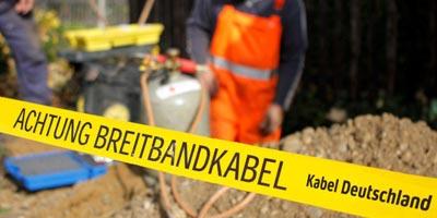 Kabel Deutschland Ausbau Neumünster, Nortorf, Padenstedt, Wasbek