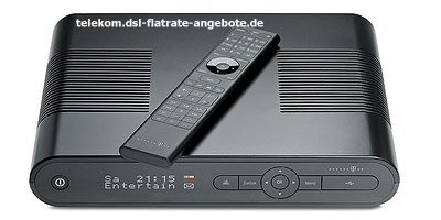 Telekom Media Receiver 303 / Entertain MR303 Praxistest / Testbericht