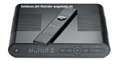 Telekom Media Receiver 303 / Entertain MR303 Praxistest / Testbericht