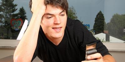 Wecker, Kamera, Terminplaner, Internet + telefonieren kann man auch
