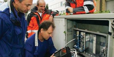 Wiesbadener Wohnbaugesellschaft mbH (GWW): Kabel statt Satellit