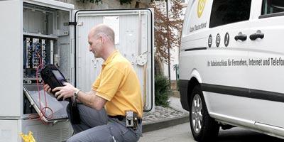 Kabel Deutschland bei Wohnungsgesellschaften in Hildburghausen