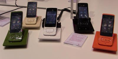 Mobiltelefon für Speedport W723V + W921V: Telekom Speedphone 700