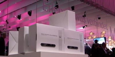 Telekom Entertain Sat gestartet - Video zum Media Receiver 500 Sat