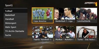 Telekom Entertain TV Archiv in neuem Gewand (benutzerfreundlicher)