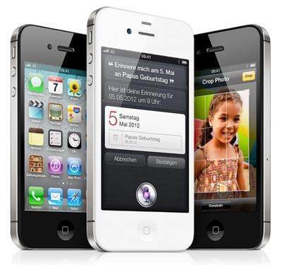 Apple iPhone 4S vorgestellt (kein iPhone 5) sowie Apple iOS 5
