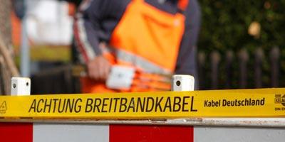Kabel Deutschland Ausbau 100 Mbit in Bamberg und Umgebung