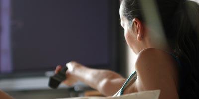 50 Prozent der Deutschen nutzen Internet und Fernsehen / TV parallel