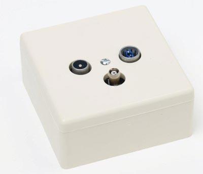 Multimediadose / Multimedia TV Kabeldose - was ist das eigentlich?