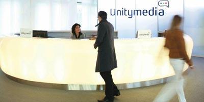 Unitymedia Shop in Frankfurt-Bockenheim Leipziger Straße 40 eröffnet