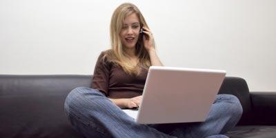 73 Prozent der EU Haushalte haben bereits einen Internetzugang
