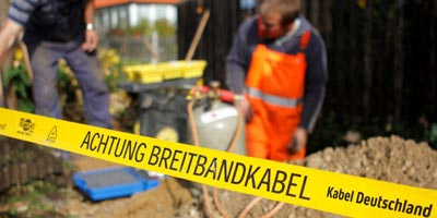 Breitband Netzausbau in Herzberg, Bad Lauterberg, Osterode usw.