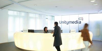 Duisburg-Meiderich mit Unitymedia Filiale - Produkte ausprobieren