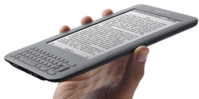 eBook Reader Amazon Kindle mit Keyboard