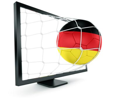 internet tv fussball