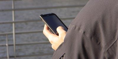 Gut vernetzt: Social Networks werden zunehmens unterwegs genutzt