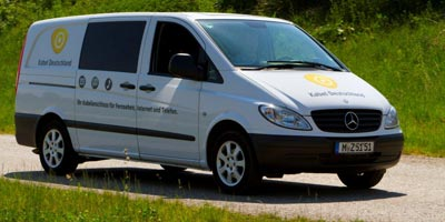 Kabel Deutschland Ausbau in Saarlouis (Saarland) und Umgebung