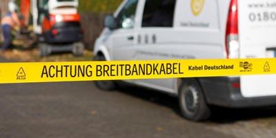 Kabel Deutschland Ausbau Thüringen: Suhl, Oberhof und Zella-Mehlis