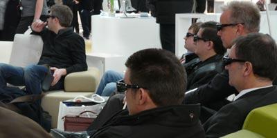 Kampf der 3D Technologien: Shutter-Technik versus Polarisation