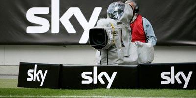 Sky: italienischen Serie A live zusätzlich zu englischen Premier League