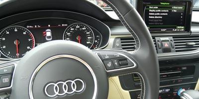 CES 2012: LTE im Fahrzeug / Auto (vernetztes Auto / Connected Car)