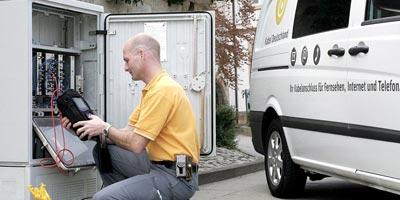 Kabel Deutschland Breitband Internet Ausbau in Abensberg (Bayern)