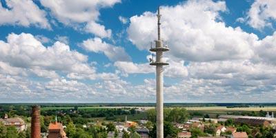LTE Start in München: Bundeskanzlerin testet Telekom 4G Netz