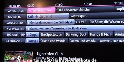 Video Erklärung / Test: Telekom Entertain HD mit DSL 16000 Anschluss