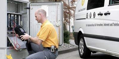 Kabel Deutschland 100Mbit Ausbau in Weiden (Bayern) + Umgebung